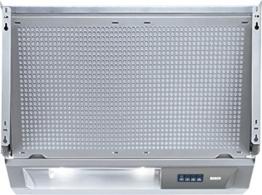 Bosch DHE645M Serie 2 Zwischenbauhaube / 59.9cm / Edelstahloptik / geeignet für Abluft- und Umluftbetrieb -