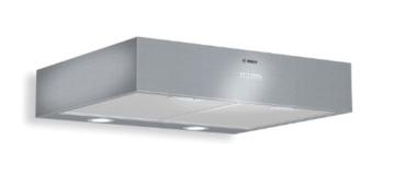 Bosch DHU665E Serie 4 Unterbauhaube / 59.8cm / Edelstahl / geeignet für Abluft- und Umluftbetrieb -
