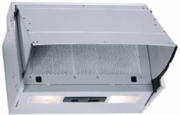 Gorenje DI 602 Zwischenhaube / 60 cm / metallicfarben / Ab-oder Umluftbetrieb möglich / leiser Betrieb -