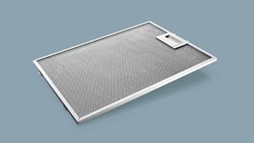 Siemens LC97BC532 iQ300 Wandhaube / A+ /  90 cm / Edelstahl / Wahlweise Abluft- oder Umluftbetrieb / Metall-Fettfilter / Spülmaschinengeeignet -