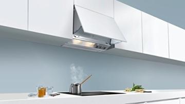 Siemens LE64130 Zwischenbau Dunstabzugshaube Silbermetallic -